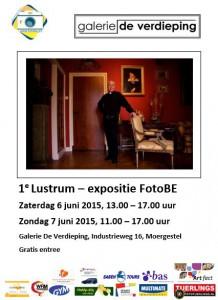 1e lustrum-expositie